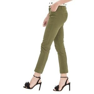 Banana Republic Sloan skinny pant cropped trouser